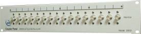 Extended L-band 10 dB Coupler Panel, 16 modules