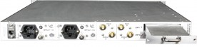 L-band Amplifier - 1+1 Redundant with High Linearity & Low Noise Settings. Alto Plus 25700