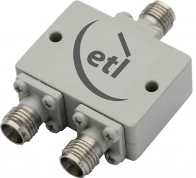 Wideband 1-40 GHz Splitter/Combiner - 2-Way - Model: COM02KXP-2720