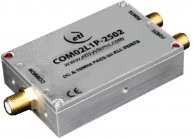 L-band Splitter 2-way model: COM02L1P-2502