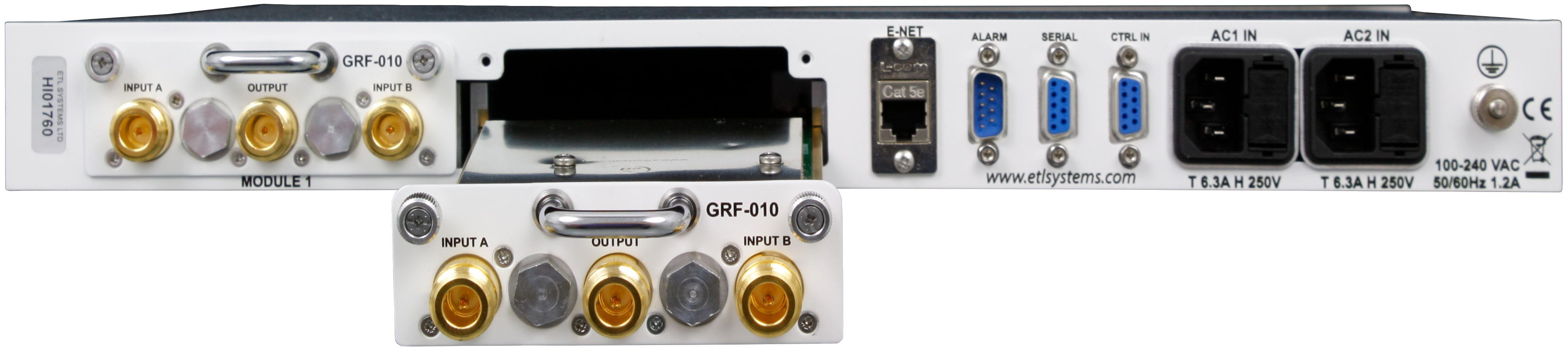 Griffin Redundancy Switch ASI Module 2x1