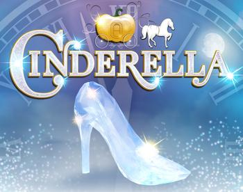 Courtyard Hereford's Cinderella Pantomime 2019