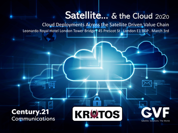 Satellite & The Cloud