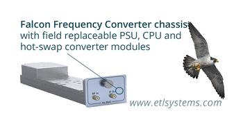 Benefits of the Falcon Frequency Converter Range from ETL Systems