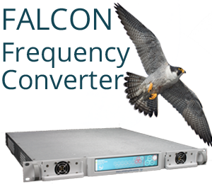 ETL expands Falcon block up and downconverter frequency converter range