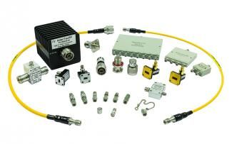 Atlantic Microwave also offer RF Components, cables and accessories