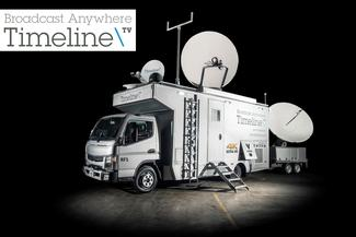 Timeline TV Production Truck