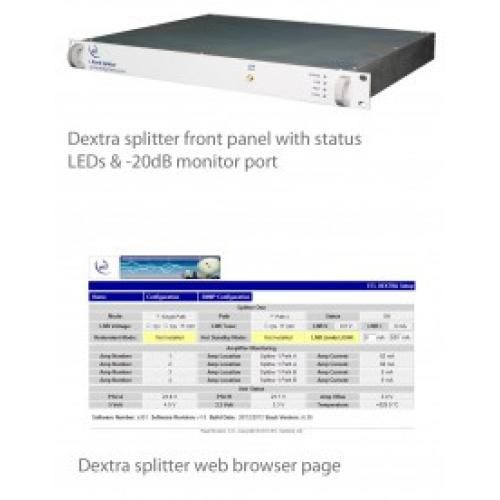 L-band Splitter - DEXTRA Active 16-way Model D0116S1ULA-22414