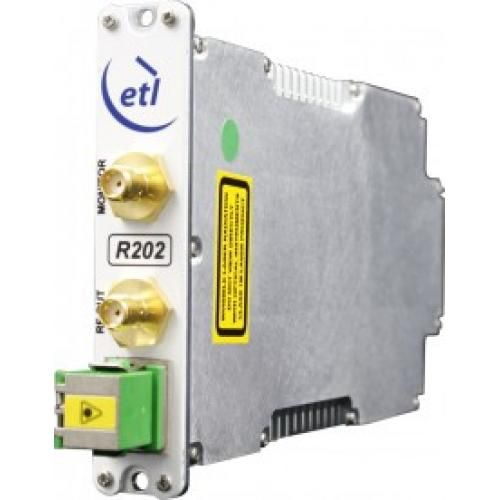 L-band Receive Fibre Optic Link / IFL - Model SRY-RX-L1-202