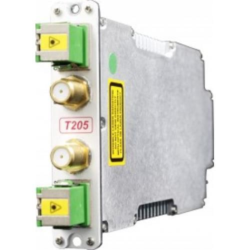 Dual L-band Transmit Fibre Optic Link / IFL - Model SRY-TX-L1-205