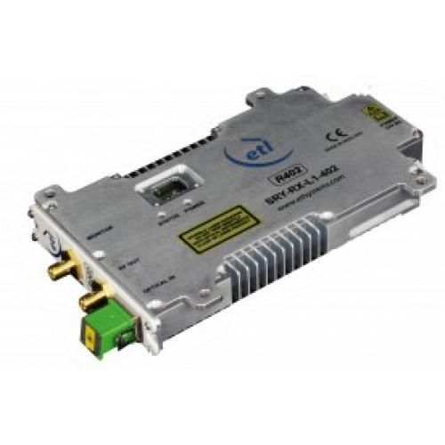 Fibre Optic Link / IFL SRY-RX-L1-402
