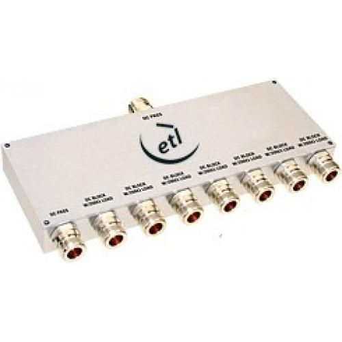 GPS Splitter/Combiner 8-Way Model: COM08L1P-2726