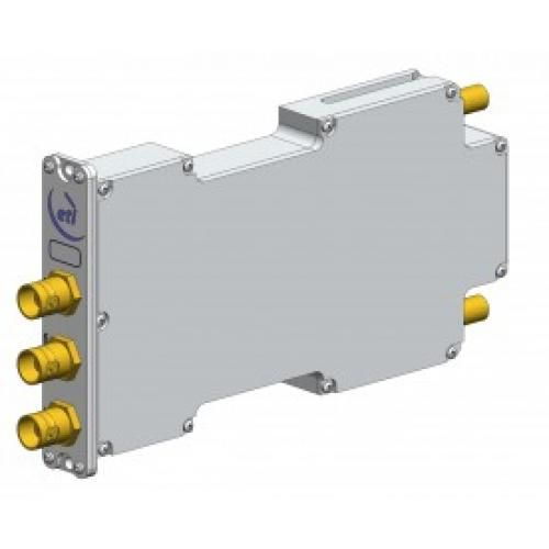 2-way L-band Active Splitter for 1+1 RF over Fibre Redundancy System