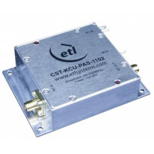 Broadband Power Amplifier 50 - 2500MHz Model: CST-KCU-PAS-1102