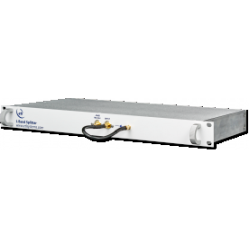 L-band Splitter - 2-way Passive with -20 dB monitoring port Model D0102S1ULP-22436