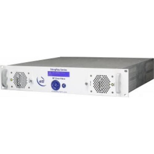 StingRay RF over Fibre Redundancy Chassis, 12 module, 200 series - Model SRY-C209-2U