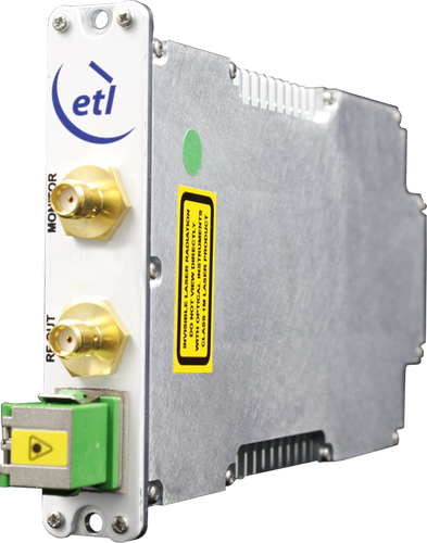 StingRay 200 Fixed Gain & High Linearity L-band Receive Fibre Converter with Mon Port