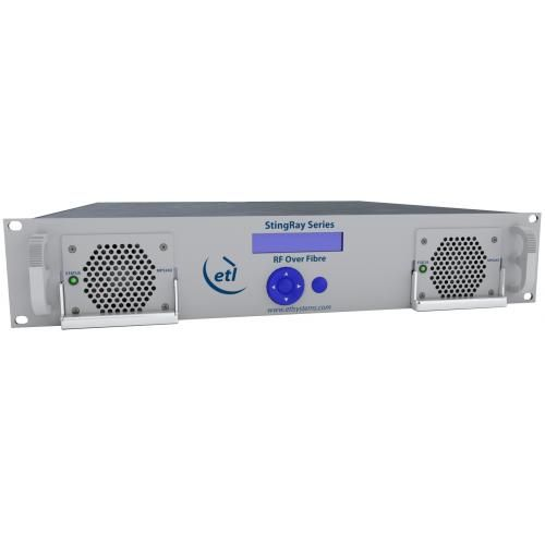 200 series StingRay RF over Fibre chassis