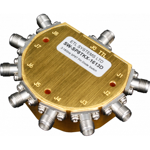 Pin Diode Absorptive Switch ETL Systems