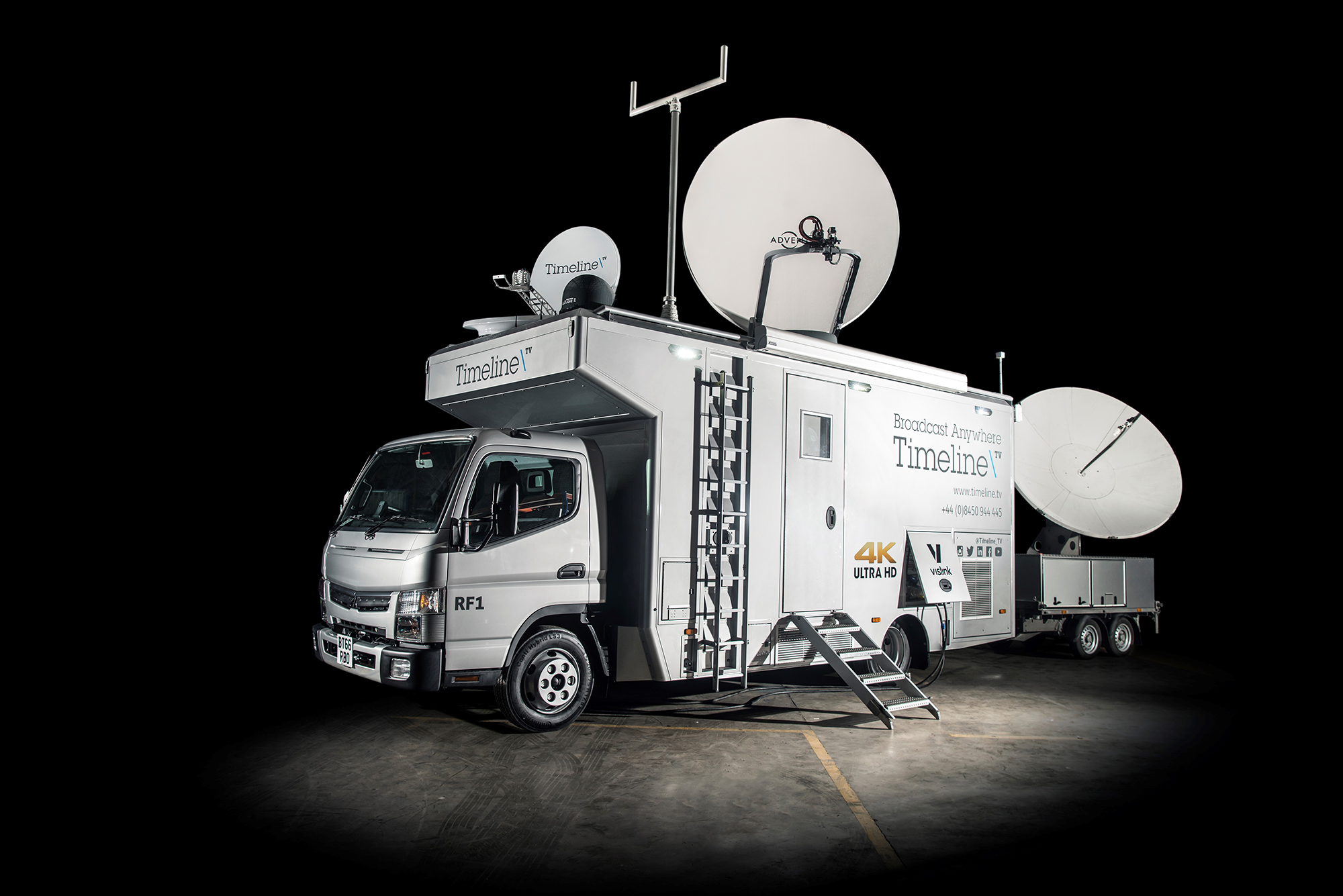 ETL – RF Components selected for Timeline TV's first ...